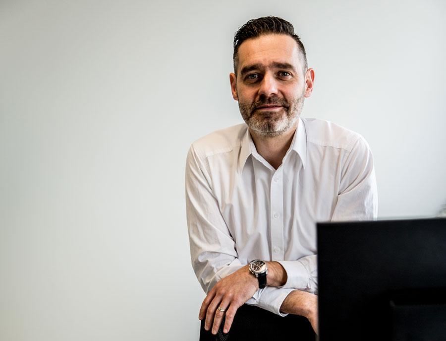 Dimitri Beck, CEO CCV