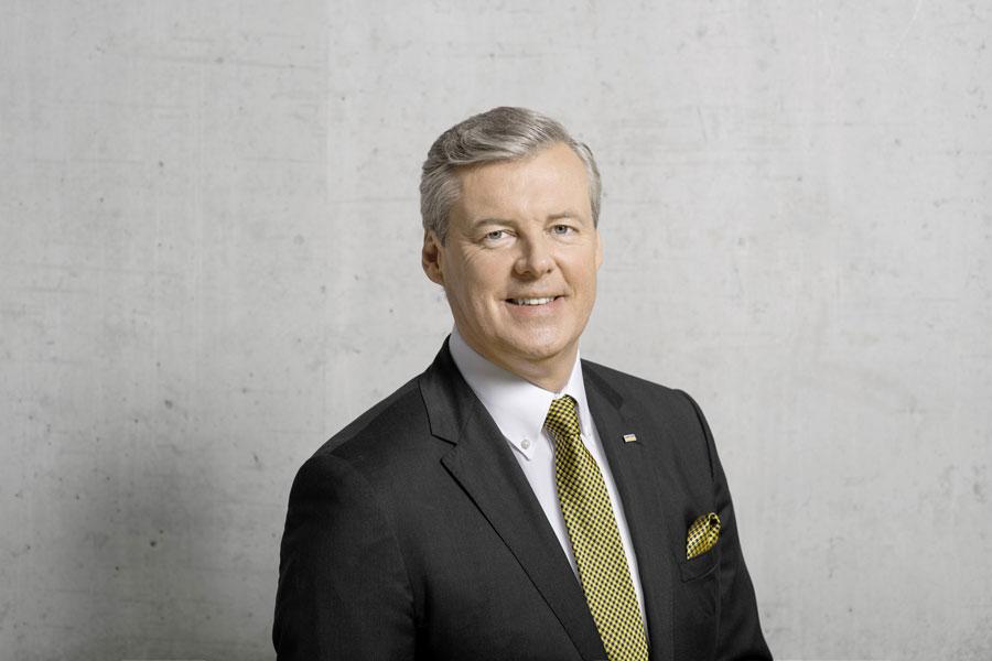 Hartmut Jenner, CEO van Kärcher.