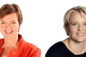 CD&V : Els Van Hoof & Nathalie Muylle