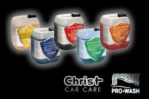 Pro-wash - Christ