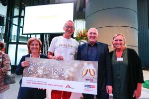 Newco zamelt meer dan 25.000 euro in met jubileumevent