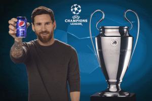 PepsiCo - UEFA Champions League