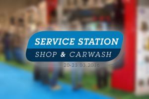 Service Station, Shop & Carwash