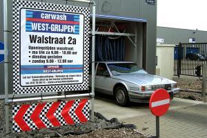 Carwash West-Grijpen