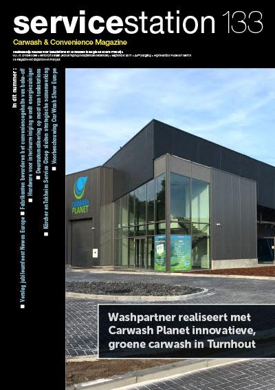 Service Station Magazine 133 - NL