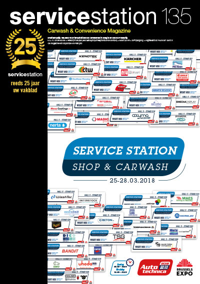 Service Station Magazine 135 - NL
