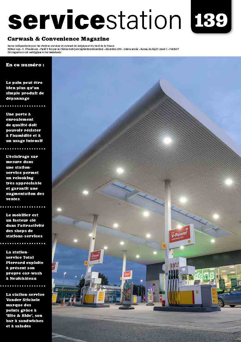 ServiceStation Magazine 139